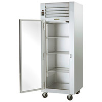 Traulsen G11011 30 inch G Series Reach In Refrigerator with Left-Hinged Glass Door