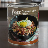 Vanee 690VS #10 Can Corned Beef Hash - 6/Case