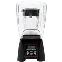 Waring MX1500XTXP Xtreme 3 1/2 hp Commercial Blender with Programmable Keypad & LCD Screen, Adjustable Speed, and 48 oz. Copolyester Container