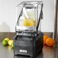 Hamilton Beach HBH750 Eclipse 3 hp 48 oz. High Performance Blender - 120V