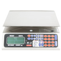 Tor Rey QC-20/40 40 lb. Table Top Counting Scale