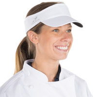 Headsweats White Eventure Fabric Customizable Velocity Visor
