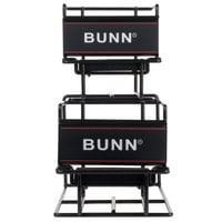Bunn 35728.0000 UNIV-2 APR Two Tier Two Pot Universal Airpot Rack