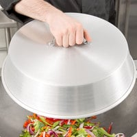 Town 34917 16 1/2 inch Aluminum Wok Cover