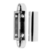 All Points 26-1572 4 1/2 inch x 3/4 inch Edge Mount Hinge with 15/16 inch Offset