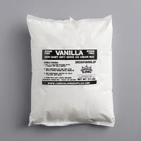 Carnival King 3.4 lb. Sugar Free Vanilla Soft Serve Ice Cream Mix   - 4/Case