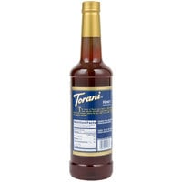 Torani 750mL Honey Sweetener Flavoring Syrup