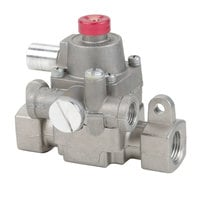 All Points 48-1117 Safety Valve - 3/8 inch NPT, Gas In / Out: 3/8 inch, Pilot In / Out: 3/16 inch