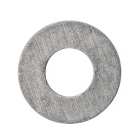 Nemco 45150 Stainless Steel 1/4 inch Flat Washer for Easy Juicers, Rethermalizers, and Easy Tuna Presses