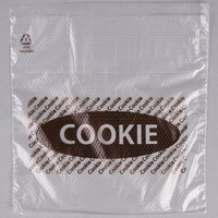Clear Plastic Cookie Bag 2000/Case