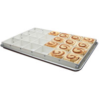 MFG Tray 176223-1537 2 inch High 24-Section Full-Size Fiberglass Sheet Pan Extender