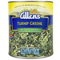 Chopped Turnip Greens - #10 Can