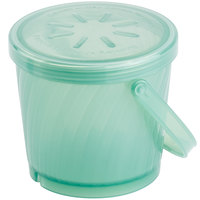 GET EC-13 16 oz. Jade Green Customizable Reusable Eco-Takeouts Soup Container - 12/Case