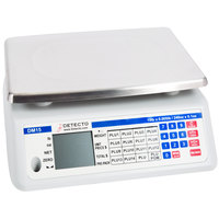 Cardinal Detecto DM15 15 lb. Digital Price Computing Scale, Legal for Trade