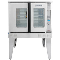 Garland MCO-ED-10 Single Deck Deep Depth Full Size Electric Convection Oven - 240V, 3 Phase, 10.4 kW