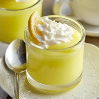 Cafe Classics Trans Fat Free Lemon Pudding #10 Can