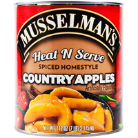 Musselman's Heat N Serve Spiced Homestyle Country Apples #10 Can