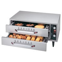Hatco HDW-1R2 Freestanding Split Two Drawer Warmer - 690W