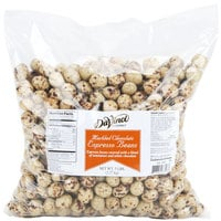 DaVinci Gourmet 5 lb. Marble Chocolate Covered Espresso Beans