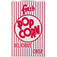 Great Western 11063 1.25 oz. Popcorn Box - 500/Case