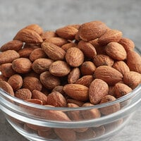 Blue Diamond 25 lb. Roasted & Salted Whole Almonds