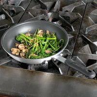 Carlisle 60910XRS 10 inch Aluminum Non-Stick Fry Pan with Excalibur Coating and Black Dura-Kool Handle
