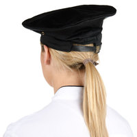 Chef Revival Customizable Black Chef Beret