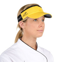 Headsweats Yellow Customizable CoolMax Chef Visor