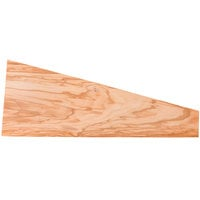 American Metalcraft OWB208 20 inch x 8 inch Olive Wood Serving Board