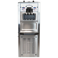 Spaceman 6378H Soft Serve Ice Cream Machine with 2 Hoppers - 208/230V, 3 Phase
