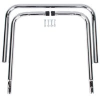 Vollrath 1698 Traex® Chrome Plated Dolly Handle - 30 inch x 20 1/2 inch