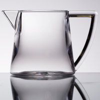 GET CM-302-PC-CL 6 oz. Clear Plastic Creamer - 12/Pack