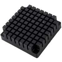 Vollrath 379007 Redco 3/8 inch Dice Push Block for Vollrath Redco 15001 InstaCut 3.5 Fruit and Vegetable Dicer