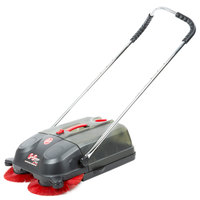 Hoover L1405 18 inch Brush SpinSweep Pro Cordless Commercial Outdoor Sweeper