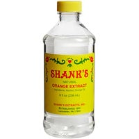Shank's 8 oz. Pure Orange Extract