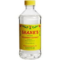Shank's 8 oz. Pure Spearmint Extract