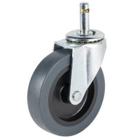 Carlisle SBCC24000 Equivalent Fold 'N Go Cart 4 inch Replacement Swivel Stem Caster