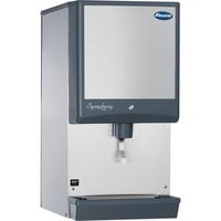 follett 110cm ni li symphony plus 110 lb manual fill countertop ice dispenser - Commercial Ice Machine