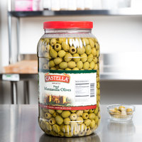 1 Gallon Manzanilla Pitted Olives - 340/360 Count