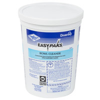 Diversey 90652 Easy Paks 0.5 oz. Toilet Bowl Cleaner Packets - 90/Pack