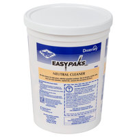 Diversey 990653 Easy Paks 0.5 oz. Neutral Floor Cleaner Packets - 90/Pack