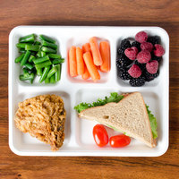 foam school trays for cafeterias