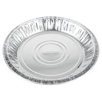 Baker's Mark 9 5/8 inch x 1 1/8 inch Deep Foil Pie Pan - 500/Case