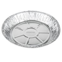 Baker's Mark 8 15/16 inch x 1 1/4 inch Extra Deep Foil Pie Pan - 500/Case