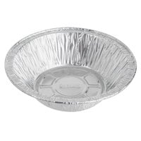 Baker's Mark 5 3/4 inch x 1 5/8 inch Deep Foil Pie Pan   - 1000/Case