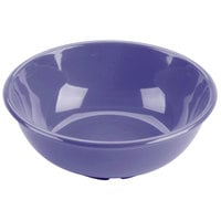 Thunder Group CR5807BU Purple 32 oz. Melamine Salad Bowl - 12/Case