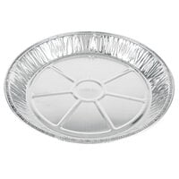 Baker's Mark 11 3/4 inch x 1 3/8 inch Extra Deep Foil Pie Pan - 100/Pack