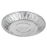 Baker's Mark 5 7/8 inch x 3/4 inch Medium Depth Foil Pie Pan - 1000/Case