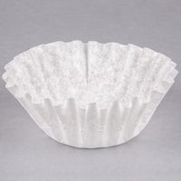 9 3/4 inch x 4 1/4 inch 12 Cup Coffee Filter (Bunn 20115.0000) - 1000/Case