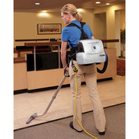 ProTeam 107385 Super HalfVac Pro with Restaurant Attachment Kit - 120V